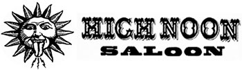 High Noon Saloon Logo